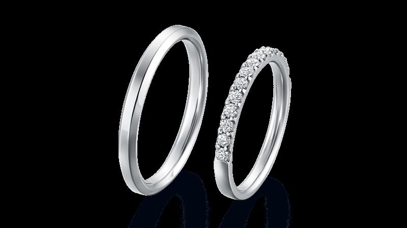 結婚指輪 ウェスタリス2