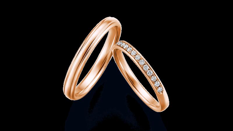 結婚指輪 ブリジット2