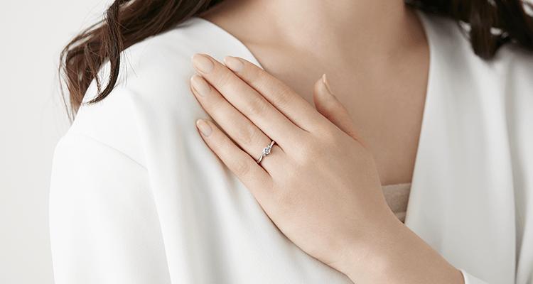 婚約指輪 キタルファ3