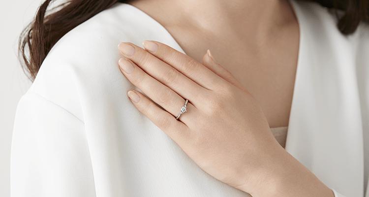 婚約指輪 ポラリス4