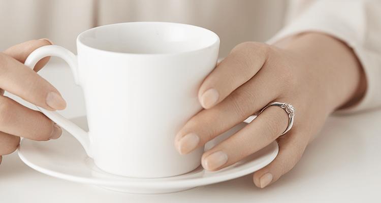 婚約指輪 ポラリス5
