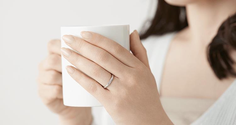 結婚指輪 ユノー2