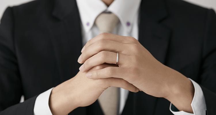 結婚指輪 ユノー3