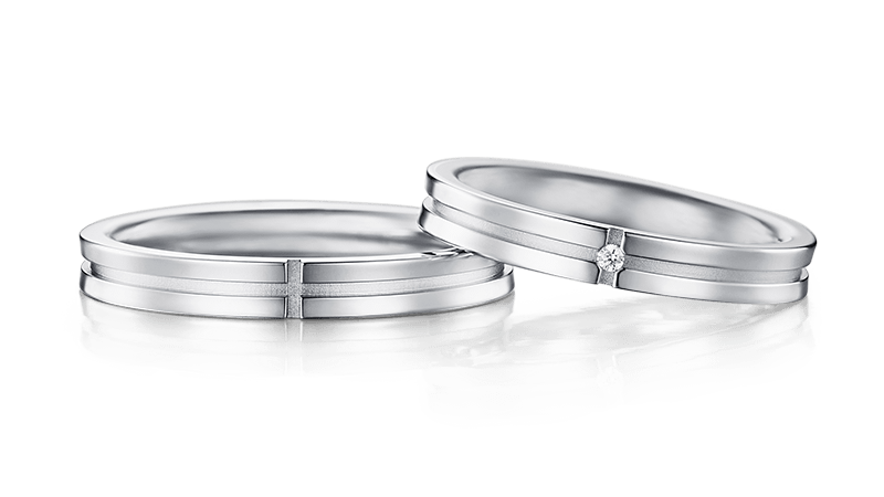 結婚指輪 サンティス