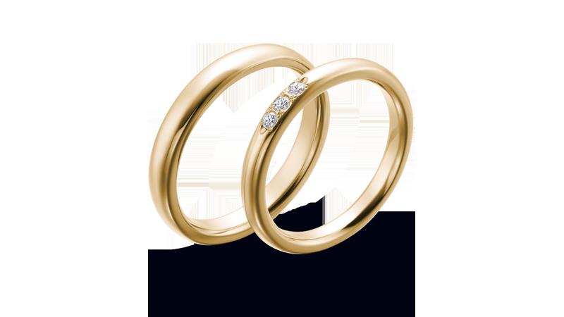 結婚指輪 オリジンビリーフ30R×25DR32