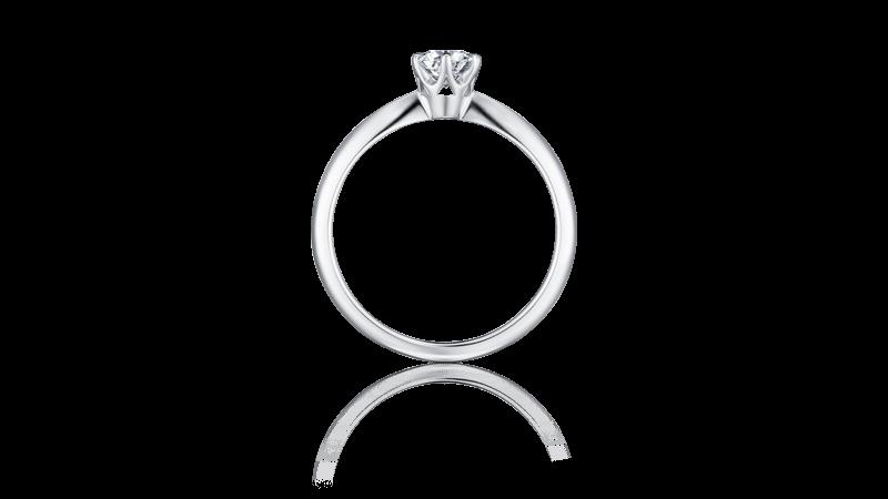 婚約指輪 シリウス 1day2