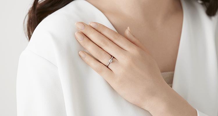 婚約指輪 シリウス 1day3
