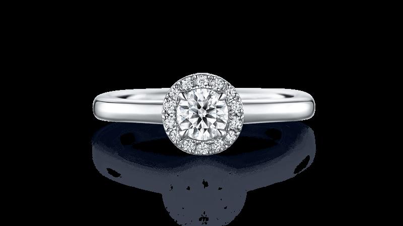 婚約指輪 フォーマルハウト