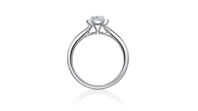 婚約指輪 フォーマルハウト3