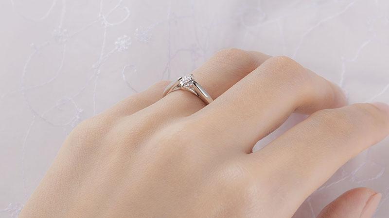 婚約指輪 アルク4