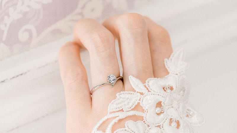 婚約指輪 レグルス3
