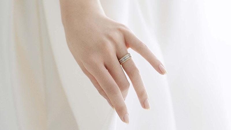 結婚指輪 アストラR×DR242