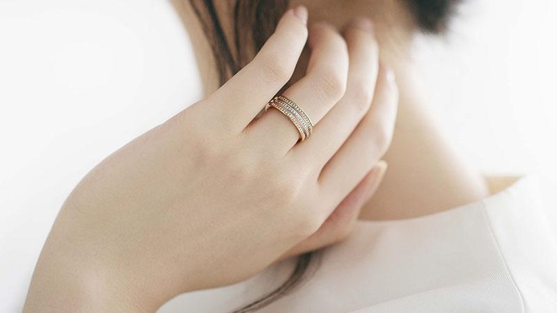 結婚指輪 アストラR×DR243