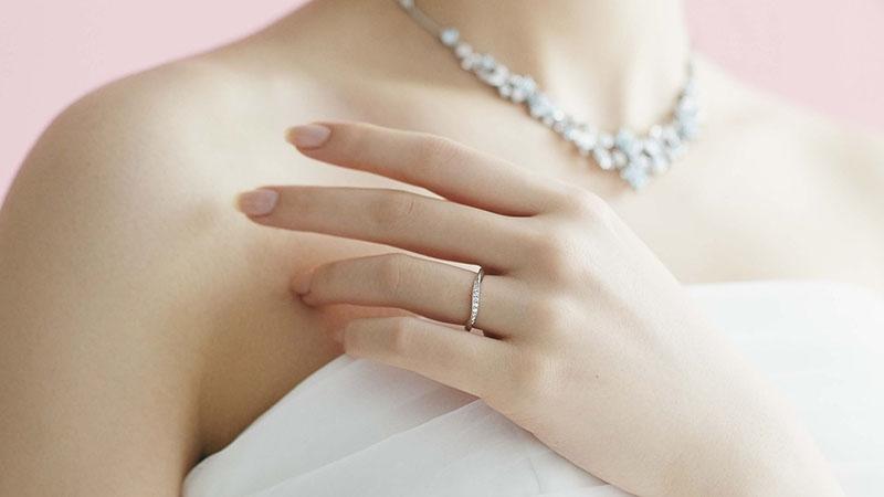 結婚指輪 アルチェステ4