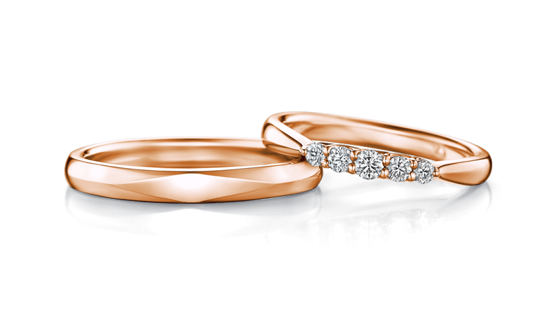 結婚指輪 ノーナ