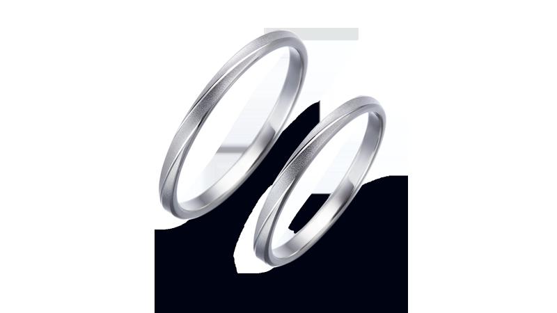 結婚指輪 ヒュアデス2