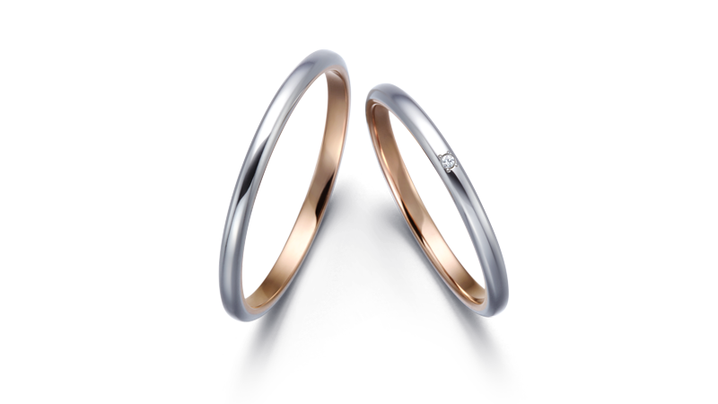 結婚指輪 ヘスペリス2