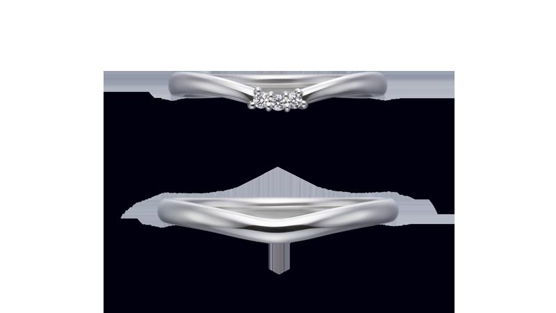 結婚指輪 ナパイア