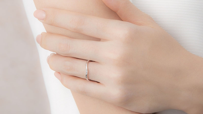 結婚指輪 ナパイア3