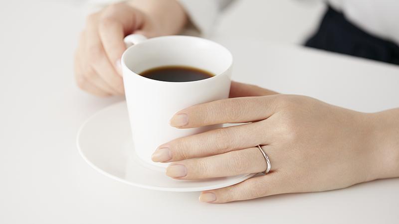 結婚指輪 プレオネ3