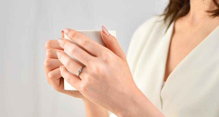 婚約指輪 アルニタ5