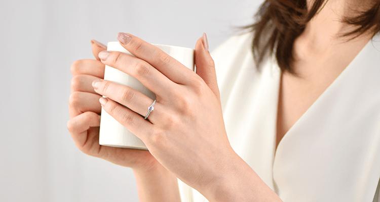 婚約指輪 コロナーレ4