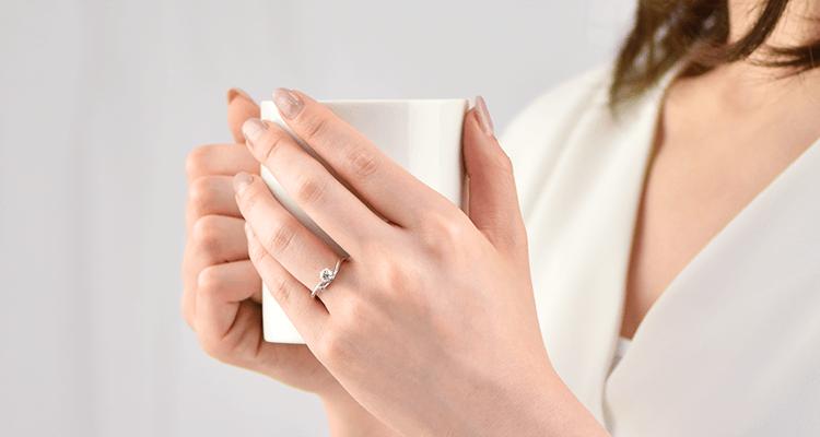 婚約指輪 スピカ5