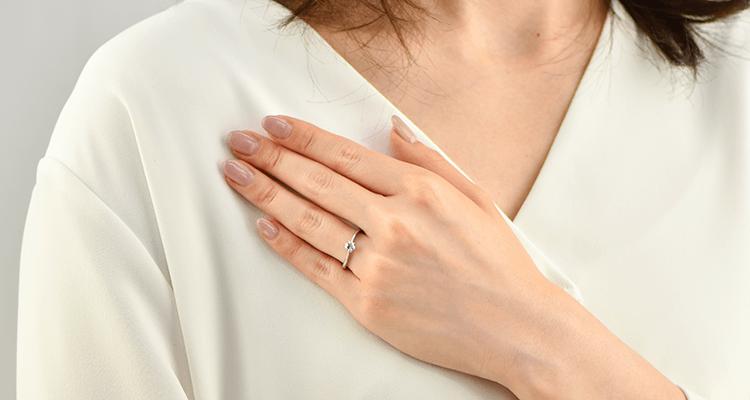 婚約指輪 ポルックス4