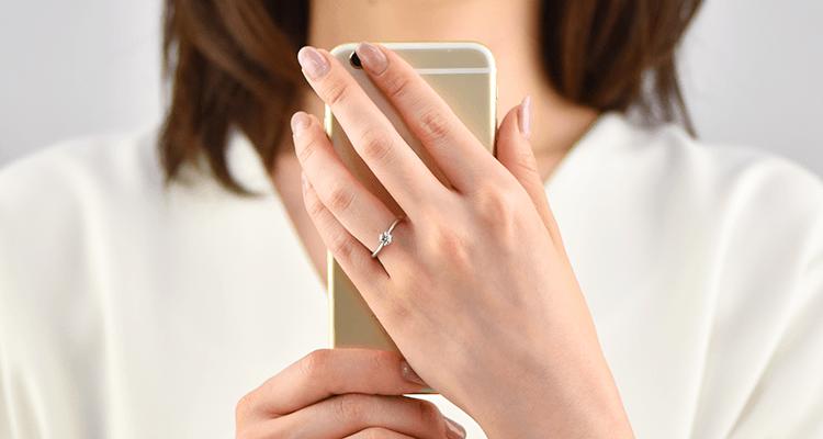 婚約指輪 ポルックス5