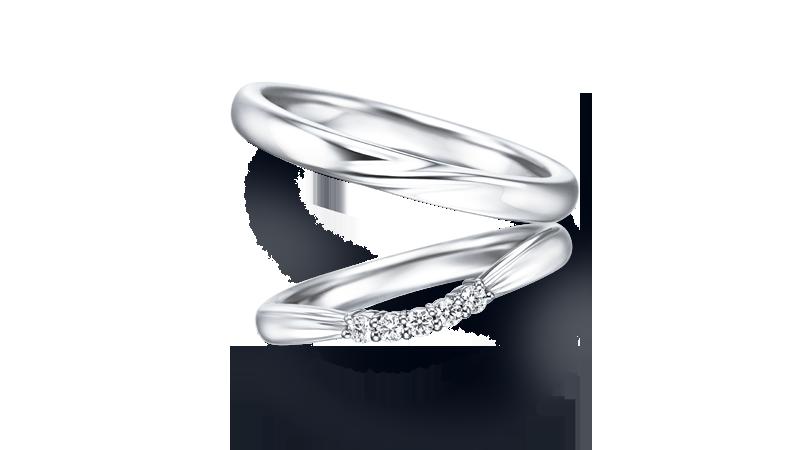 結婚指輪 ジャスティア2