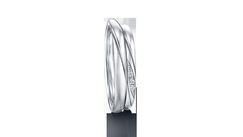 結婚指輪 ケイローン2