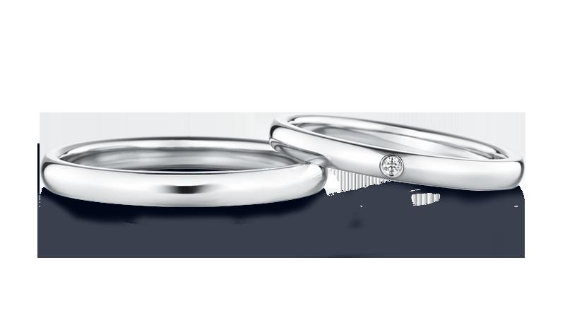 結婚指輪 [お急ぎ対応]ユノーDR1