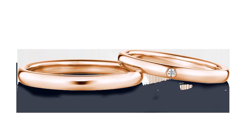結婚指輪 ユノーDR1