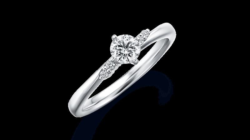 婚約指輪 サジッタ2