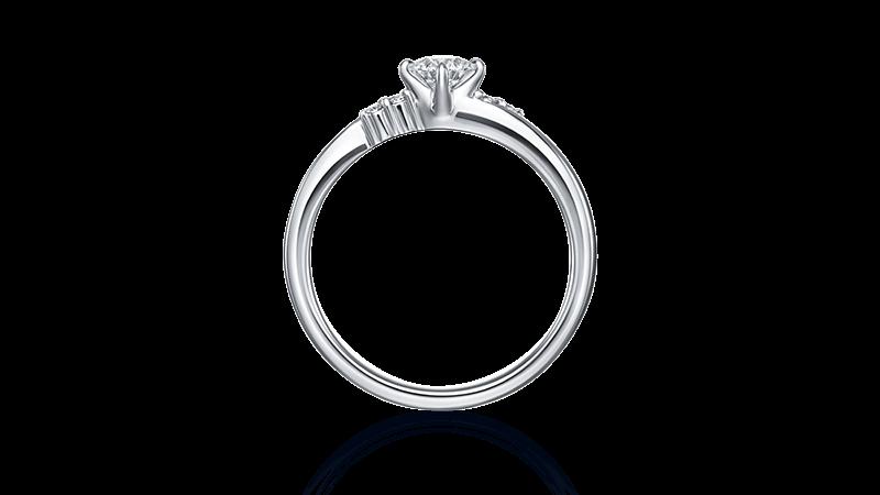 婚約指輪 サジッタ3