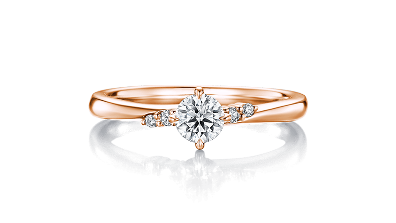 婚約指輪 サジッタ