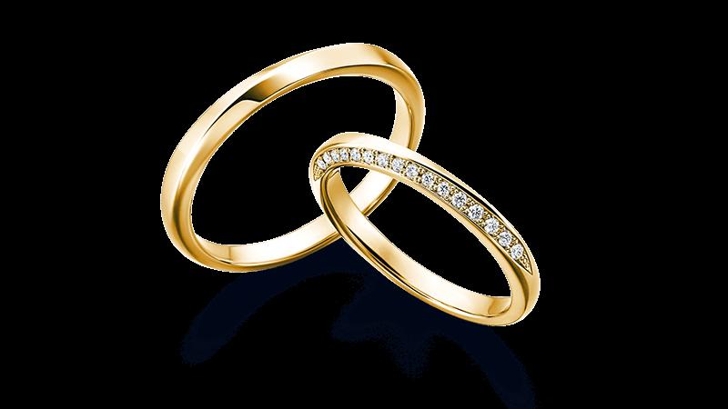 結婚指輪 プシュケー2