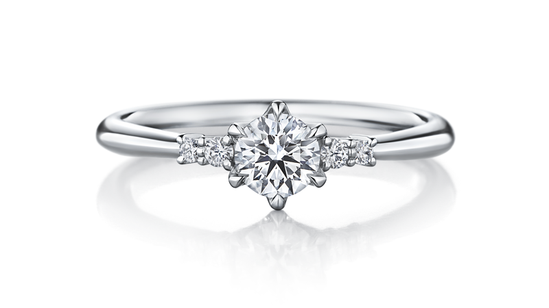 婚約指輪 オリオン
