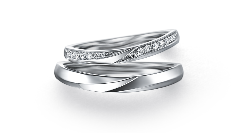 結婚指輪 アルテミシア2