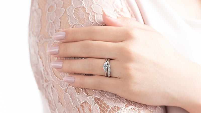 結婚指輪 アポロ2