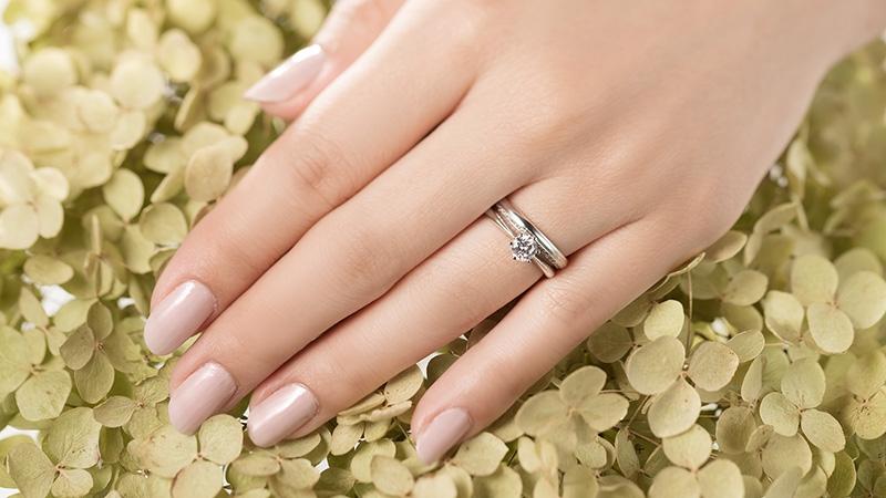 結婚指輪 アナエル4