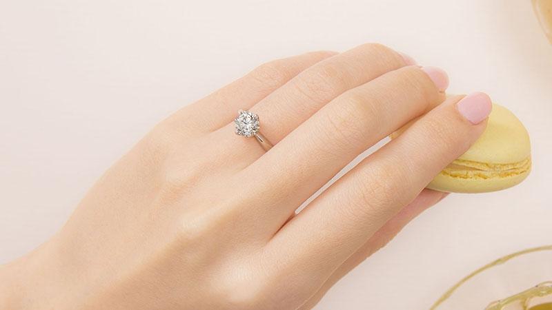 婚約指輪 [お急ぎ対応]シリウス3