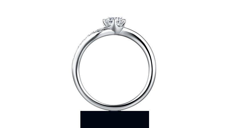 婚約指輪 プラウ2