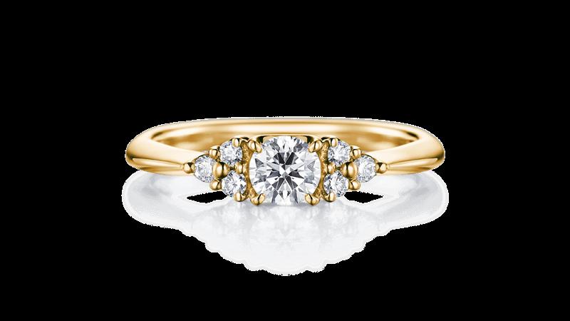 婚約指輪 アルキオーネ