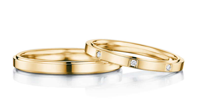 結婚指輪 アマティール