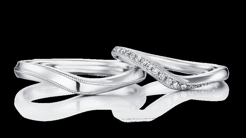 結婚指輪 アピアス