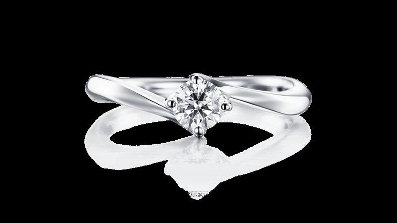 婚約指輪 アーケル