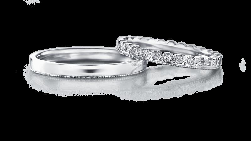 結婚指輪 アリアドネ
