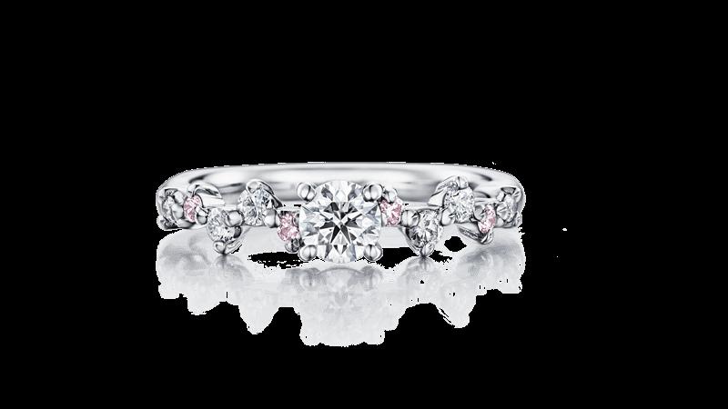婚約指輪 アリエス