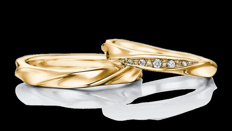 結婚指輪 アシェラート